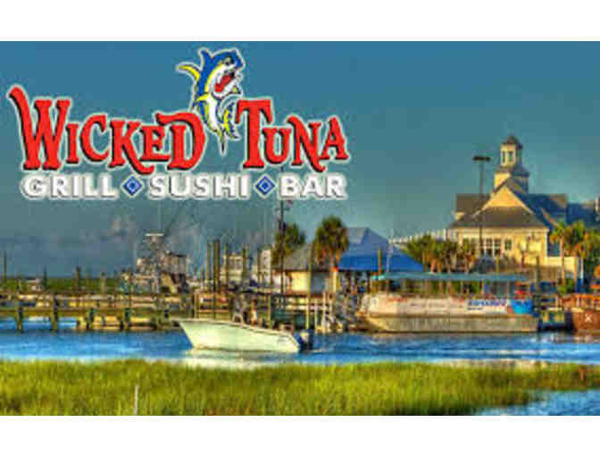 $50 Gift Card to Wicked Tuna - Photo 2