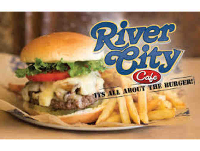 $45 to River City Cafe - Photo 1