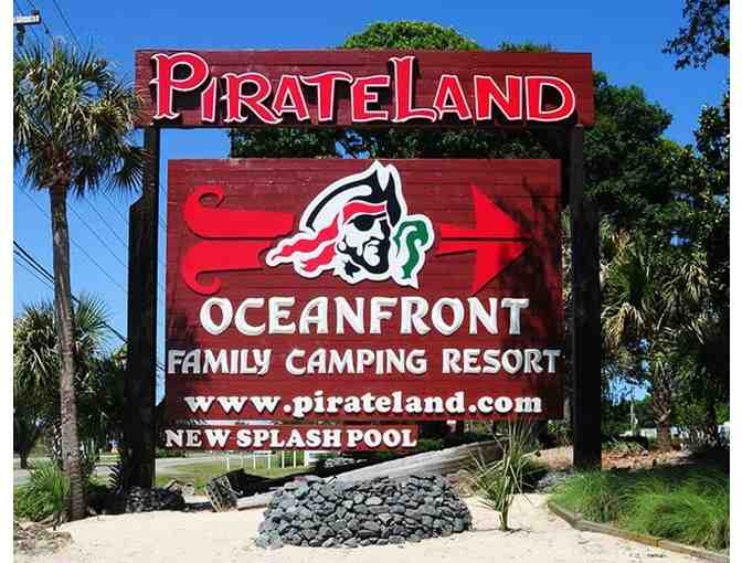 $100 Gift Certificate to Pirateland Family Campground - Photo 1