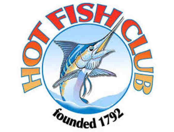 $25 Gift Certificate to Hot Fish Club - Photo 1