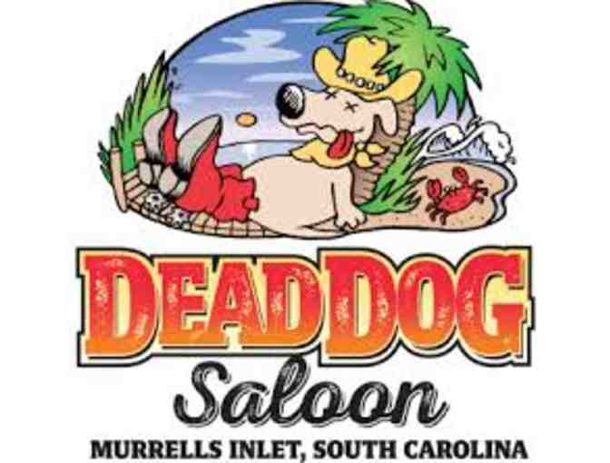 $100 Gift Card TO Dead Dog Saloon - Photo 1