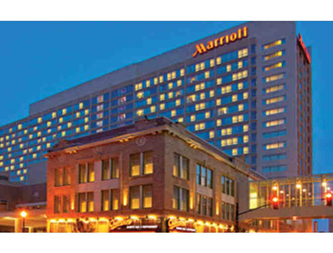 Complimentary Two Night Stay- Marriott Louisville Downtown