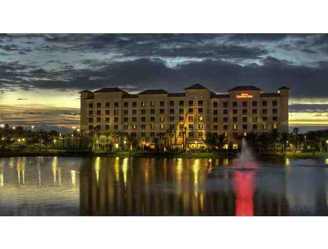 Complimetry Two (2) Night Stay at the Hilton Garden Inn- Palm Beach Gardens