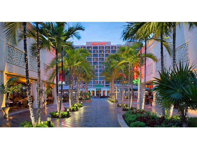 Marriott Boca Raton at Boca Town Center 2 Night Weekend Stay