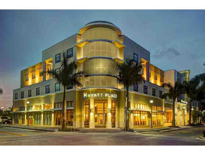 Two Night Stay at the Delray Beach Hyatt Place