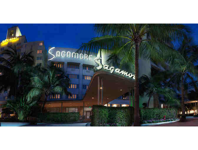 2 Night/3 Day at The Sagamore, Art Hotel (South Beach)