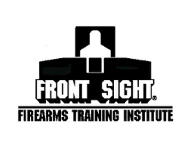 Front Sight Firearms Training Membership