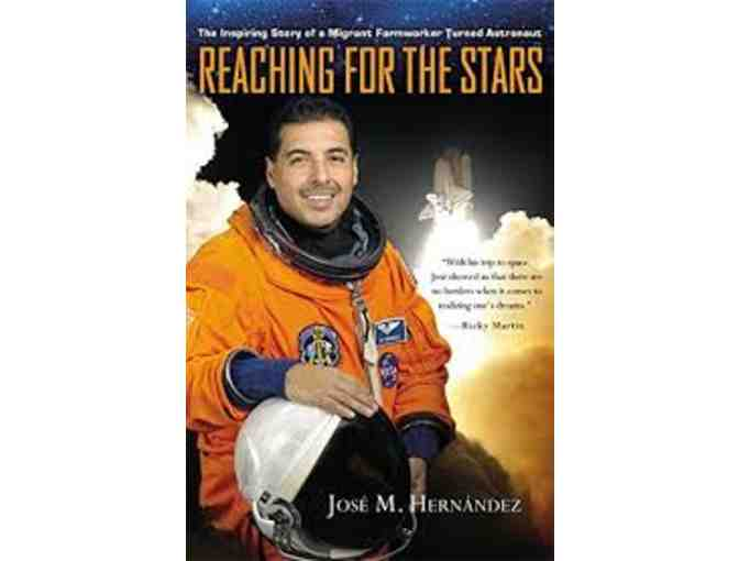 Autographed Book - 'Reaching for the Stars'