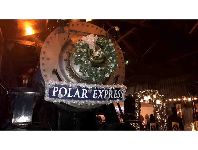 Polar Express Tickets for Four (4)