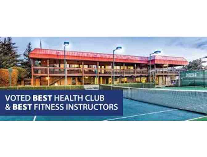 Yuba City Racquet and Health Club