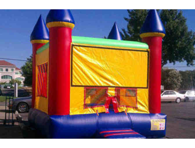 Jump House Birthday Party Package