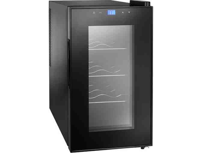 Insignia 8 Bottle Wine Cooler