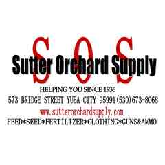 Sutter Orchard Supply
