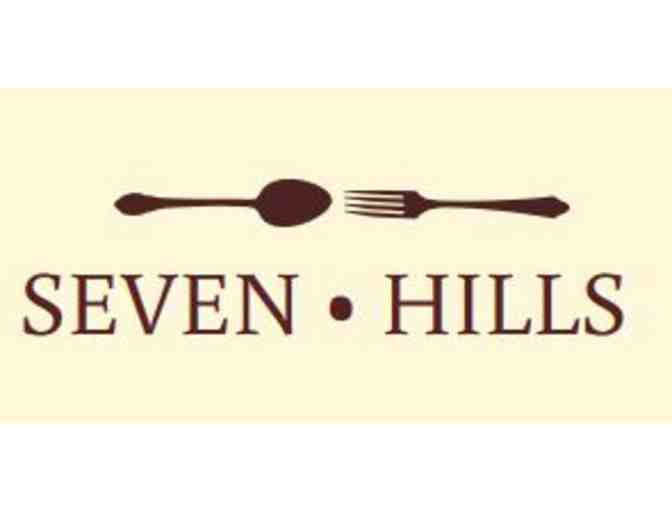 $150 gift card to Seven Hills Restaurant - Photo 1