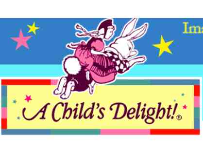 $25 Gift Certificate to A Child's Delight