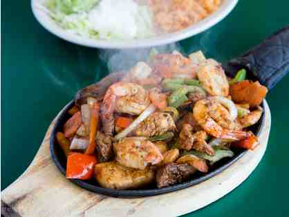 Celia's Mexican Restaurant - Dinner for Two