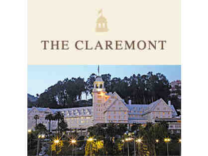 (1) Night Stay at Claremont Club & Spa, A Fairmont Hotel