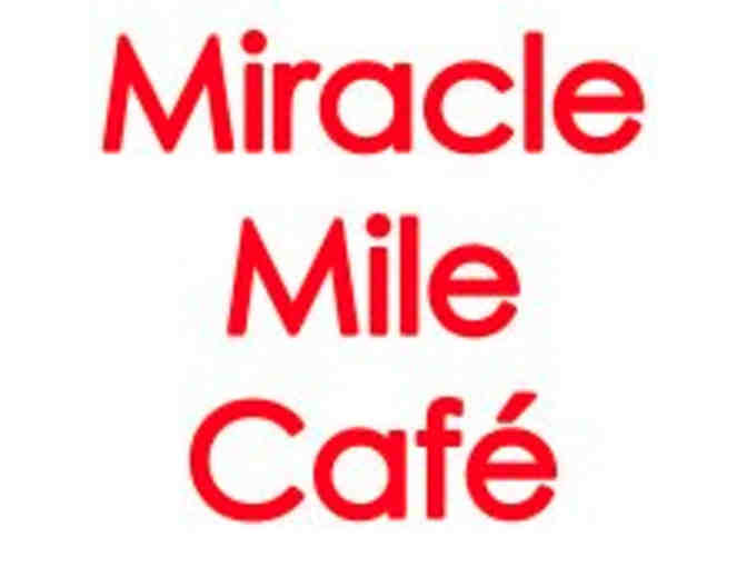 Miracle Mile Cafe - $50 Gift Certificate - Photo 1