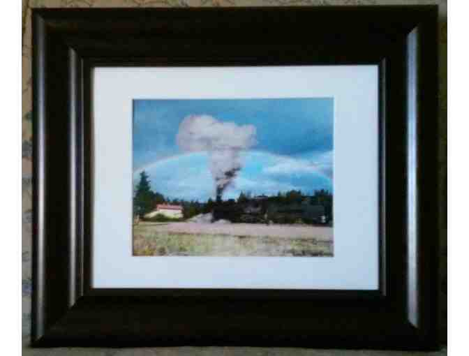 Framed Picture - Cumbres Pass
