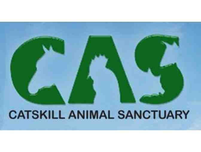 Catskill Animal Sanctuary Package- Stay and Enjoy the Animals!