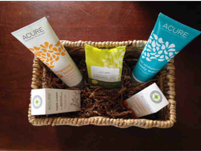 Acure Organics - Gift Basket of Personal Care Products