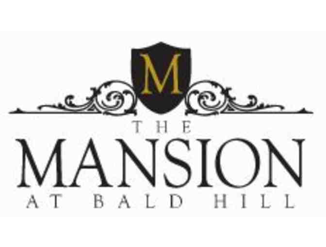 The Mansion at Bald Hill, Woodstock , CT - $100 Gift Card