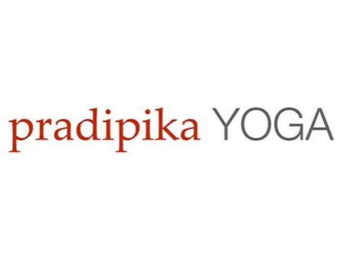 5 Yoga Classes at Pradipika Yoga, Clinton, CT