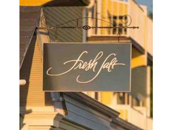 Sunday Brunch at Fresh Salt Restaurant, Old Saybrook, CT