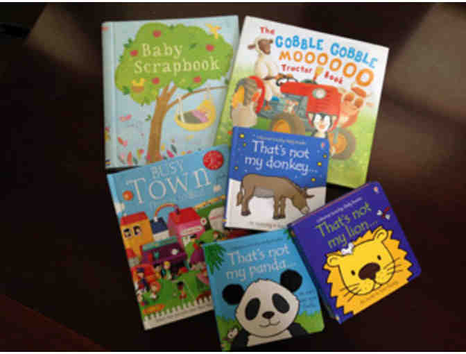Usborne Baby Book Collection