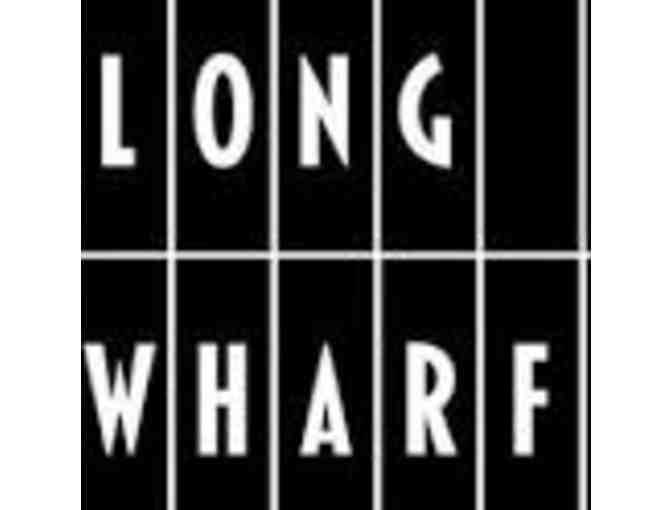 Long Wharf Theater, New Haven- 2 Tickets for 2015/2016 Season