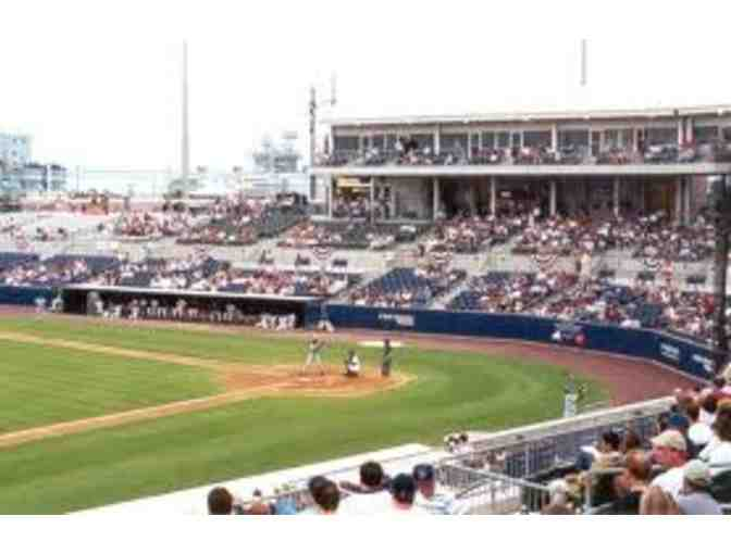 'Mayors Box' at the Ballpark at Harbor Yard, Bridgeport