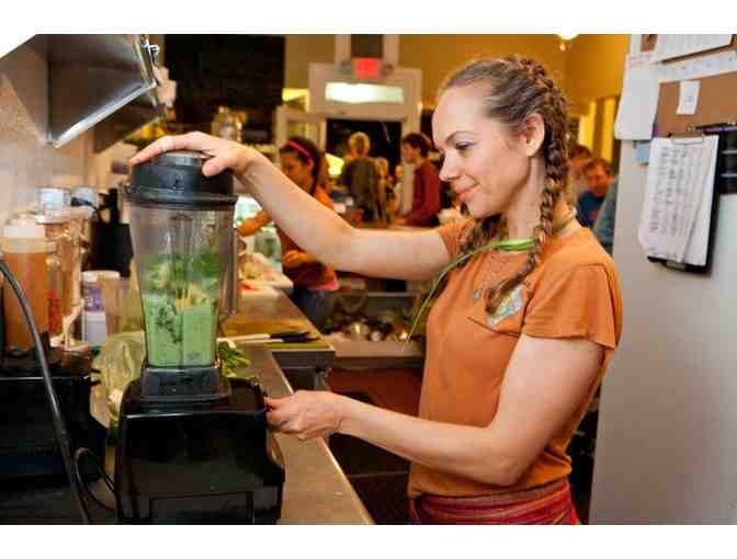 Raw Vegan Cooking Class for 4 with Celebrated Chef Tynne Love