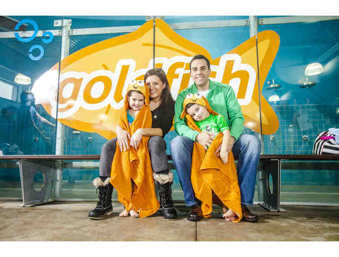 Goldfish Swim School - 2 Months of Swim Lessons and 1 year family membership