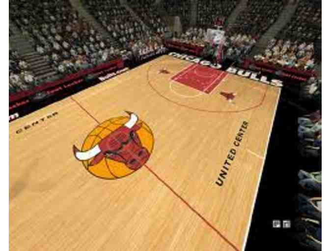Chicago Bulls NBA tickets - 4 tickets to Saturday, March 18 vs Utah Jazz