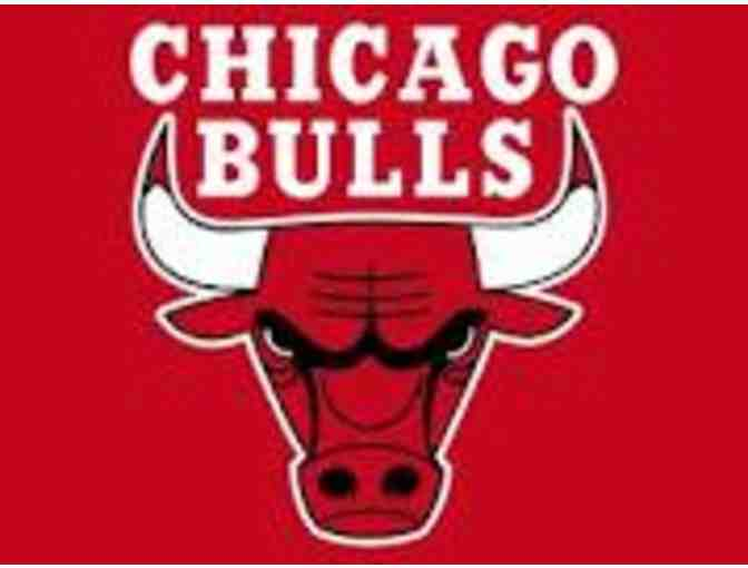 Chicago Bulls  - 4 100 Level tickets to Wed, March 21 vs Denver Nuggets - Photo 1