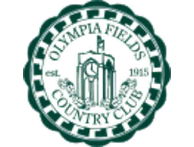Golf for Three Plus Carts at Olympia Fields Country Club