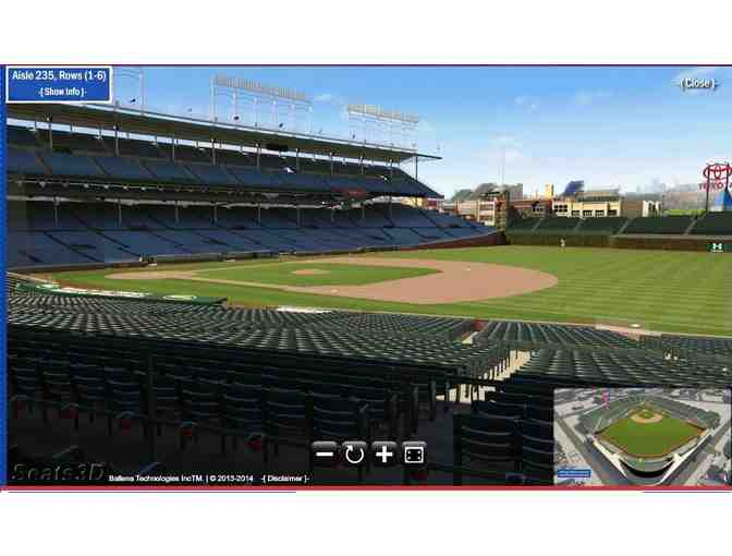 Chicago Cubs - two tickets to choice of game