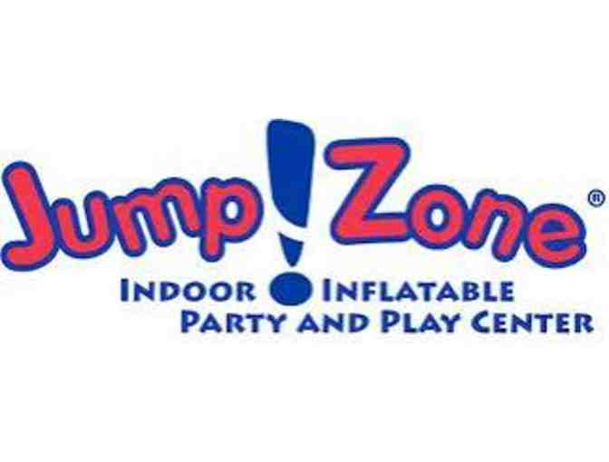 JumpZone - Two 6 use Jump cards
