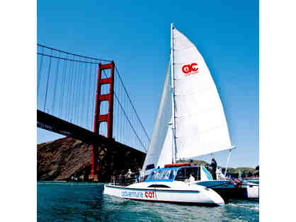 Sail the Bay! Adventure Cat Bay Sail for Two (2)