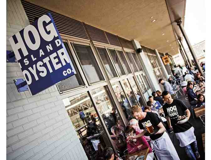 $100 Gift Card to Hog Island Oyster Co. - Photo 2