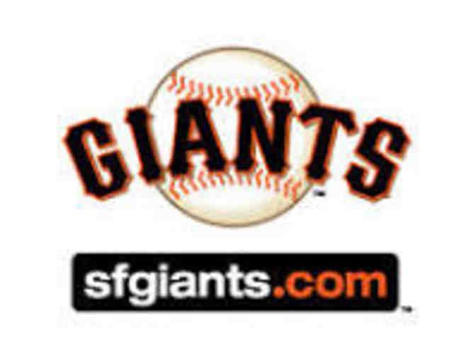 2 Lower Box Giants Tickets - Photo 1