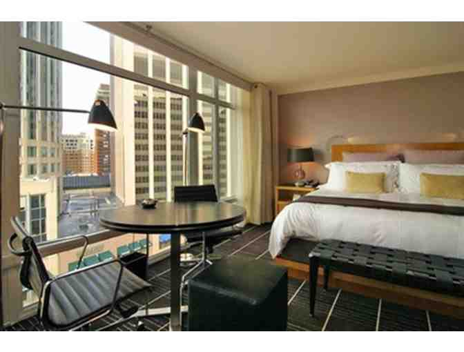 BOSTON COLONNADE HOTEL - City Escape with Dinner