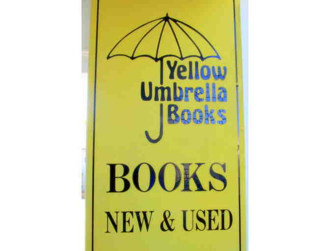 YELLOW UMBRELLA BOOKS - For the Book Lover! #2