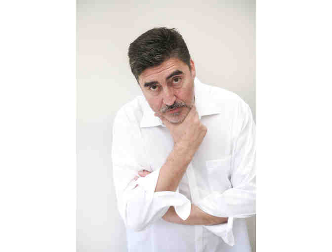 Sit Down for a Cuppa with Alfred Molina - Photo 1