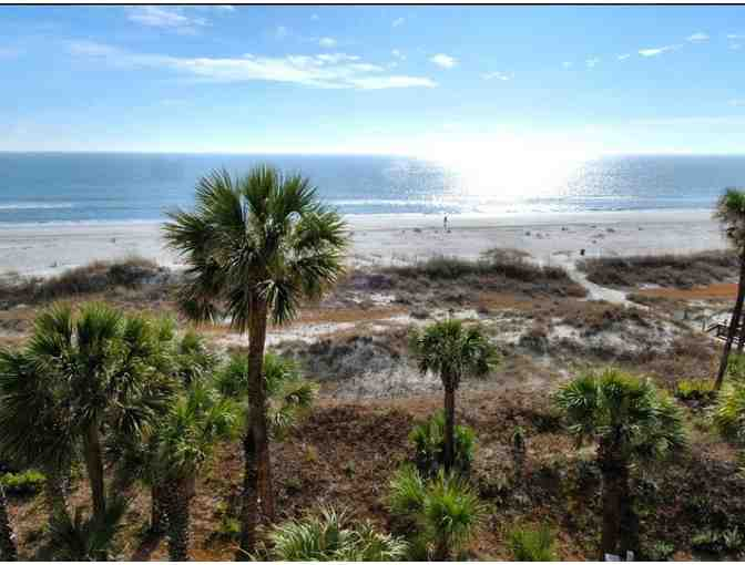 One Week Stay at Oceanfront Condo, Hilton Head Island, SC - Package 1