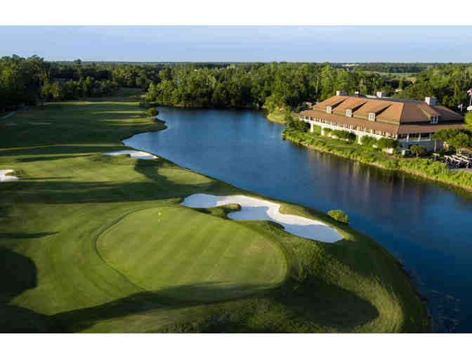 2 Night Stay & Foursome of Golf at Barefoot Resort and Golf in Myrtle Beach, SC