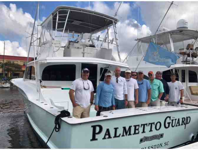 Offshore Fishing Trip aboard a 58 foot Carolina Sportfish for 6