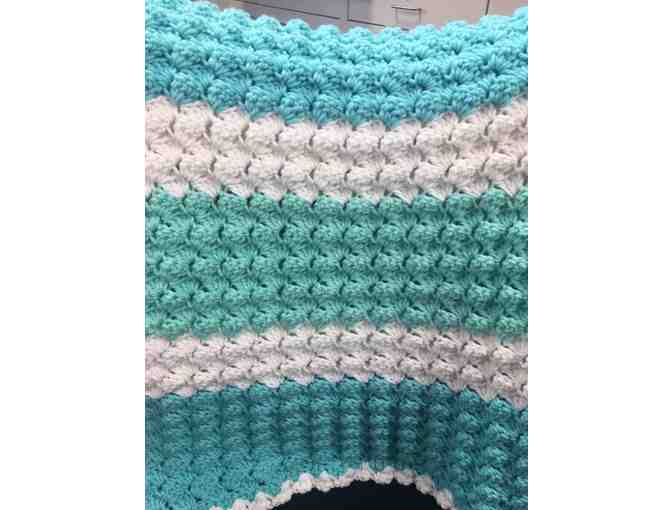 Baby Crocheted Blanket