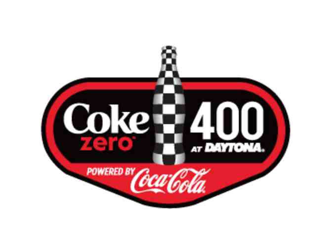 2 Tickets to the Coke Zero 400 - July 6, 2019