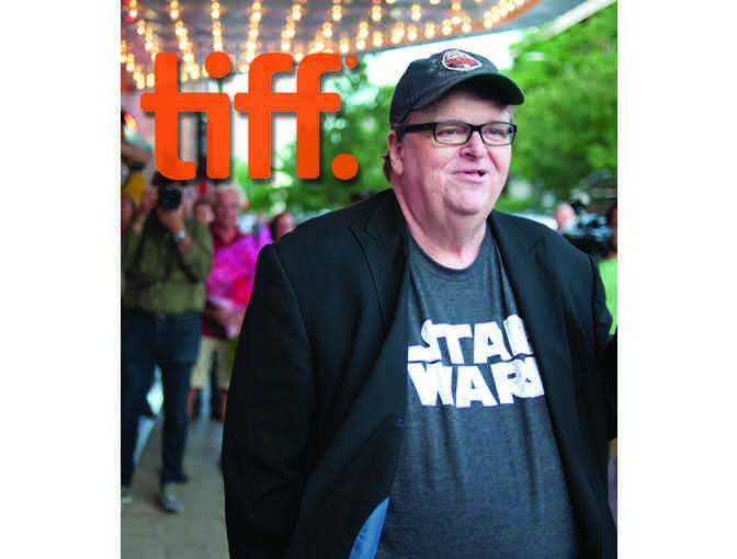 Michael Moore Experience at the Toronto International Film Festival
